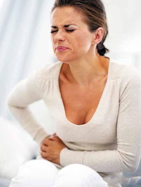 Кисты яичников могут стать серьезной проблемой, если они растут или разрываются.