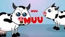Kā runā dzīvnieki | Lemāci bērnam dzīvnieku balsis | Attīstoša, izglītojoša multfilma bērniem