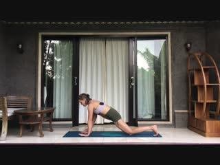 SLs Как сесть на продольный шпагат Хатха-йога поможет. Комплекс на 30 минут