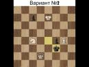 ♚ ШАХ И МАТ ♚ ✔ Хитрая шахматная задачка часть 3