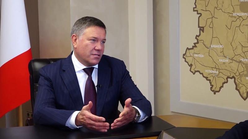 Чистосердечное признание с губернатором Олегом Кувшинниковым