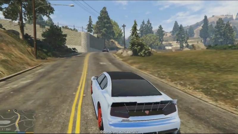 [TheDimaTell] КАК ДИМА ТЕЛЛ ПОИГРАЛ В GTA 5...