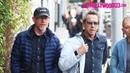 Ron Howard & Brian Grazer Speak On Jussie Smollett While Leaving Lunch In Beverly Hills 2.26.19