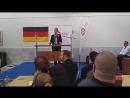 Dr Alice Weidel AfD bei der Jungen Alternative für Deutschland in Dinslaken NRW 03 10 2018 HD