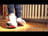 Playing Nike Air Max OG 90 White Sock Fetish