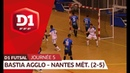 J5 : Bastia Agglo Futsal - Nantes MF (2-5)
