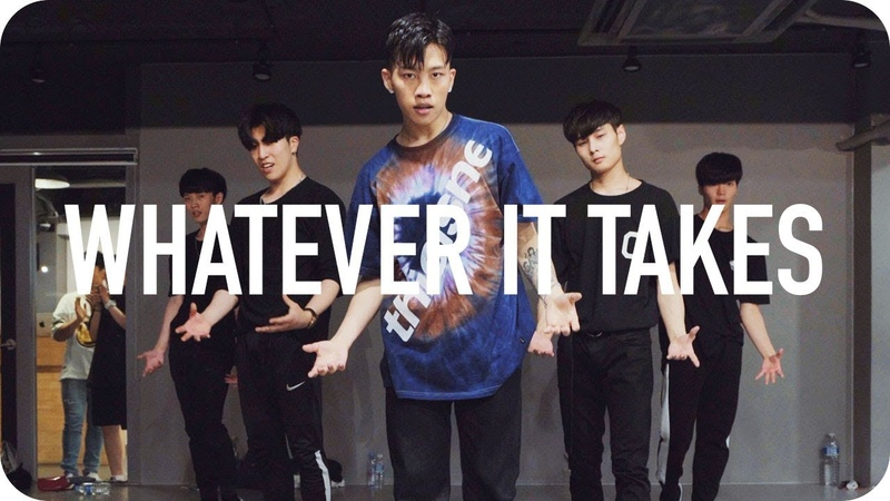 Whatever It Takes - Imagine Dragons / Jinwoo Yoon Choreography