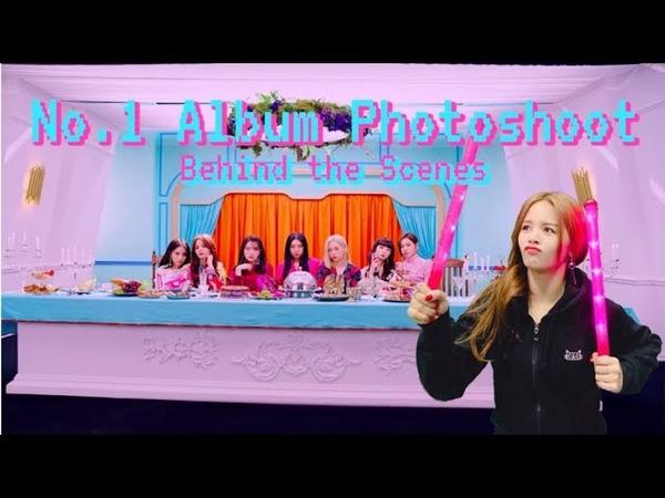 No.1 Album Photoshoot CLC Karaoke Time ♫