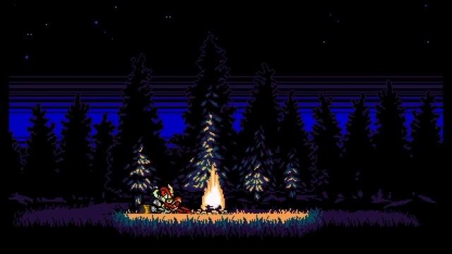 Shovel Knight The hero's happy end · coub, коуб