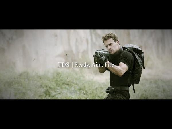 Divergent X Insurgent X Allegiant || Ready, Aim, Fire