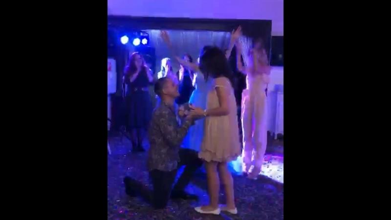 Одна свадьба переросла в другую😍😘