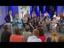Angela Merkel und ihr Bürgerdialog, Unruhen, Schweden, London, Q Anon