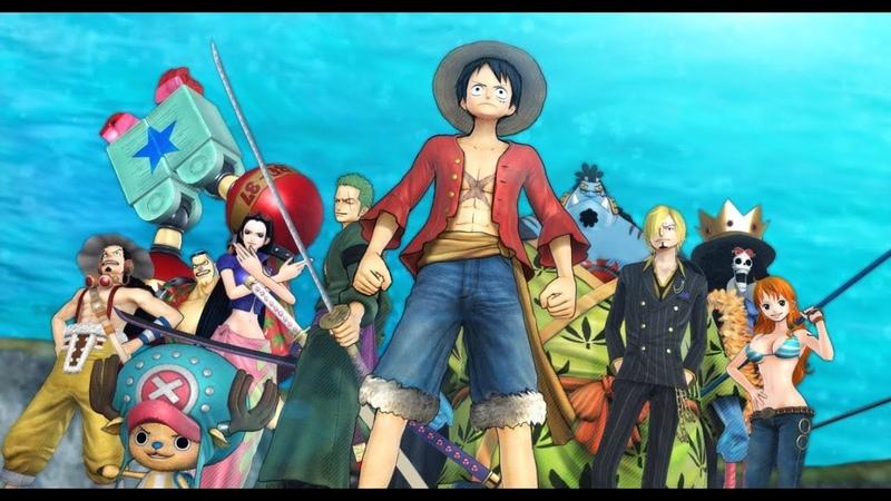 One Piece Pirate Warriors 3 - Луффи хочет нами в Ван Пис :)
