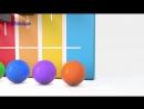 V-s.mobiЯйца с сюрпризом и Шарики Учим цвета Учим формы Surprise eggs Развивающий мультик для детей.mp4