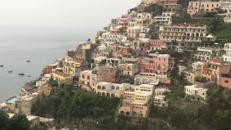 Positano, Позитано 17.04.2018