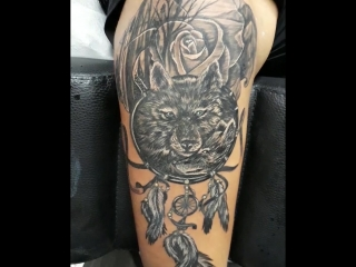 Blackpearl.by tattoo artist DIM YAN