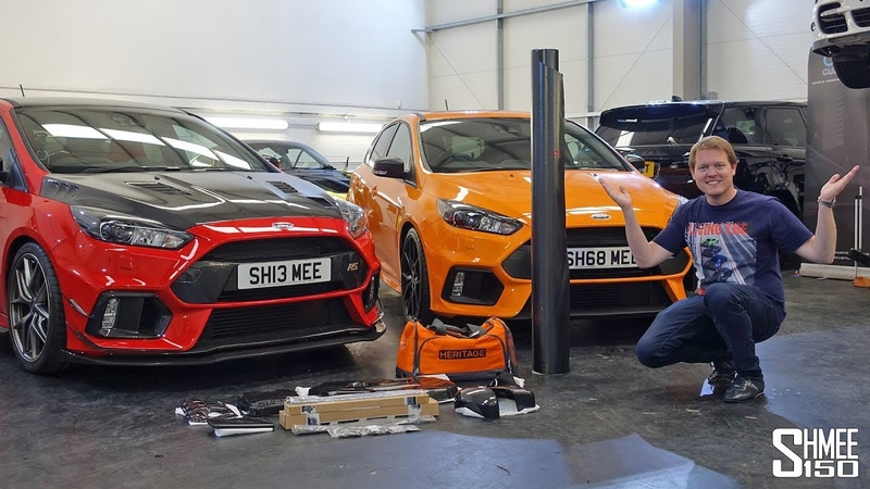 I'M ADDICTED! Should I Modify My Heritage Focus RS? | PROJECT PART 5
