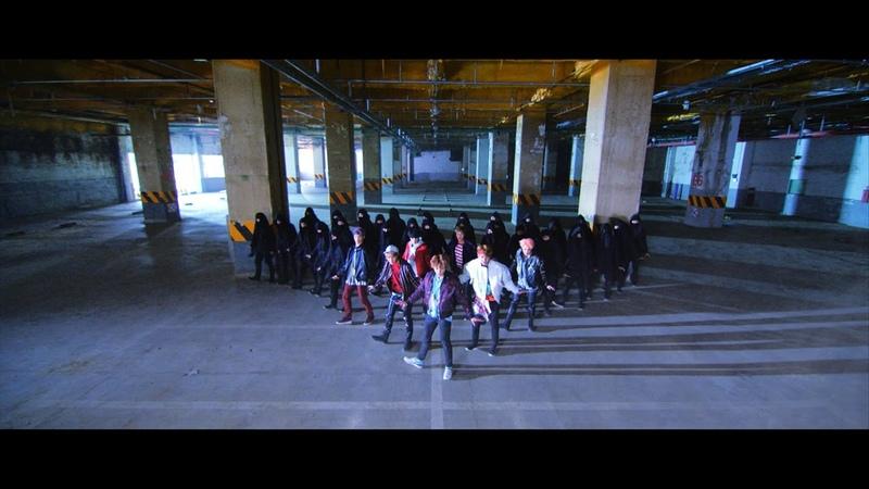 BTS (방탄소년단) Not Today Official MV (Choreography Version)