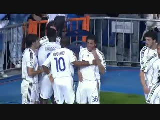 Van Nistelrooy vs Valencia 2006-2007