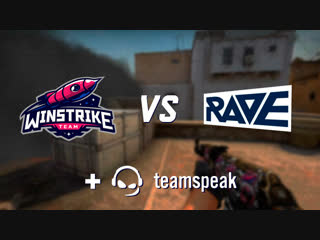 Winstrike team cs:go teamspeak @ cis minor closed qualifier