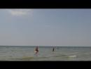 Центральный пляж Море спокойное