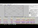 Как определить восходящий и лунный знак по Джйотиш с помощью программы Грахас