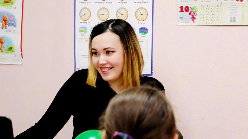 Знакомство с преподавателем: Татьяна Захаренко