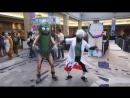 Какаши, аниме косплей 2015