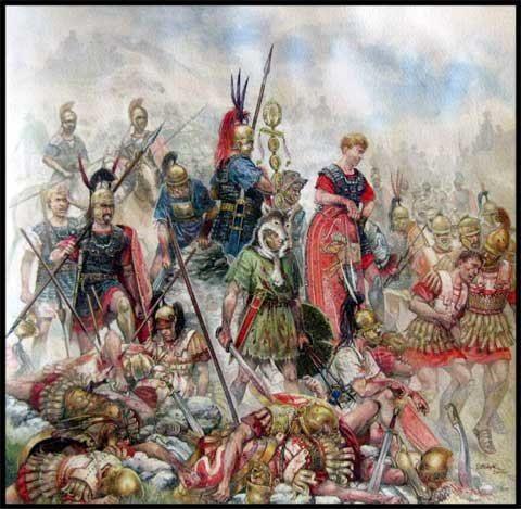 Битва при Киноскефалах (197 до н. э.).