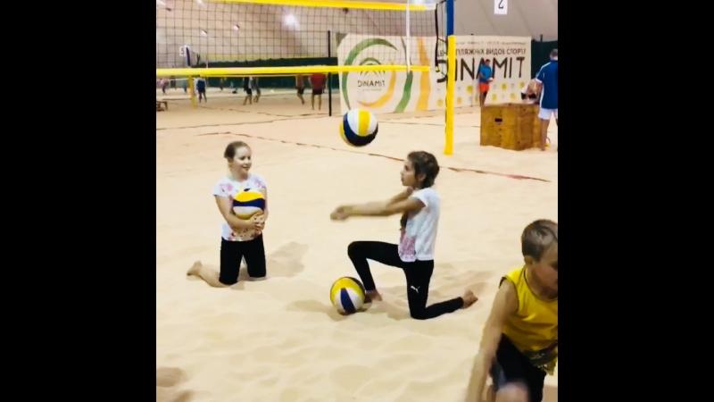 Детские тренировки пляжный волейбол приглашаем