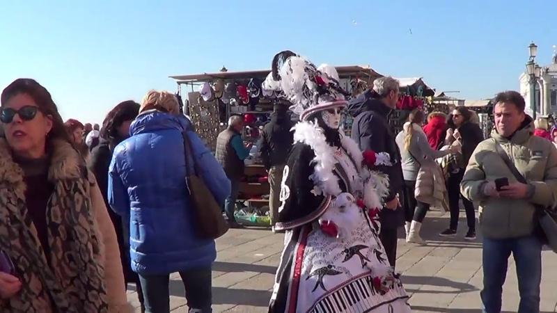 Venice Carnival /Венеция Карнавал