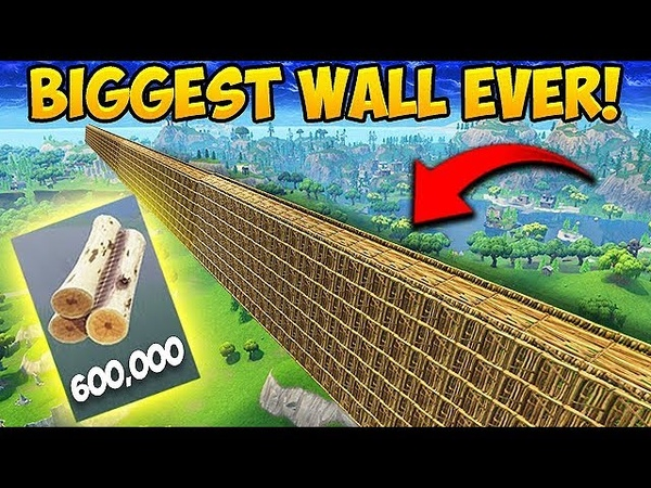 *FIRST EVER* Wall Across the ENTIRE MAP! - Fortnite Funny Fails and WTF Moments! 292
