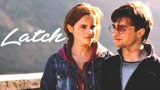 Harry & Hermione || Latch