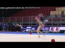 Алина Ермолова - булавы Sofia Cup 2015, София