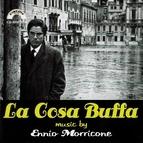 Ennio Morricone альбом La cosa buffa