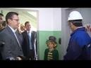 19 06 2019 Лифт удмуртского производства презентовали в ижевской высотке на улице Барамзиной