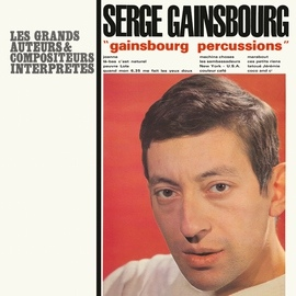Serge Gainsbourg альбом Gainsbourg percussions