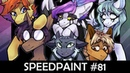 Speedpaint 81(redraw)/ GHOSTS 👻👻👻