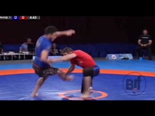 Behind the dirt - no-gi ankle pick #bjf_grappling #bjf_wrestling