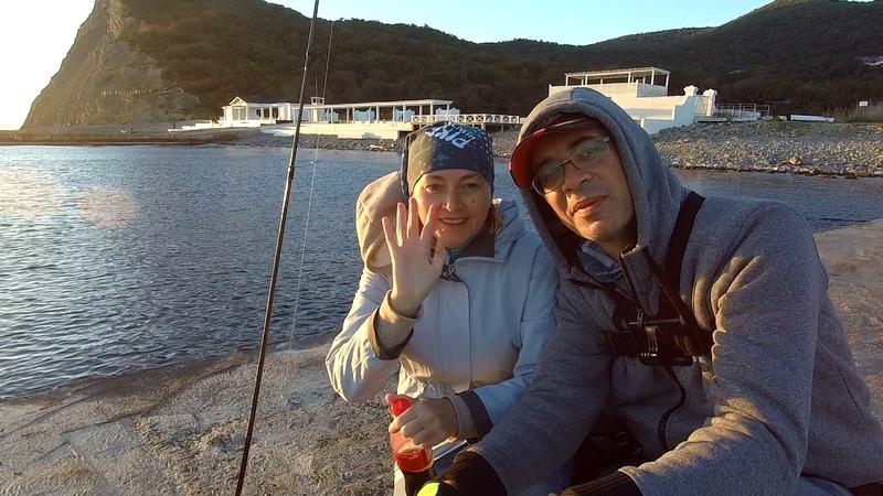 Поездка на вечернюю рыбалку 13 октября 2018