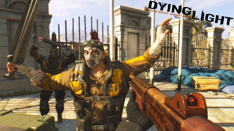 Dying Light: Brutal Epic Zombie Slaying - Free Roam Gameplay 95