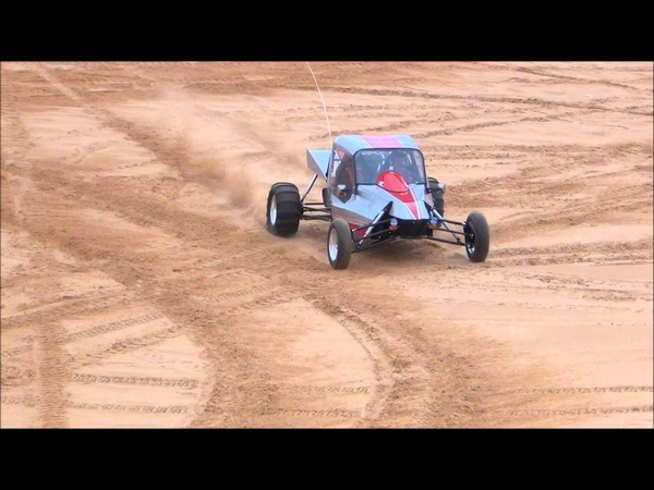Hayabusa powered street legal buggy