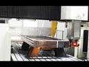 Обработка станины станка TigerTec на 5-ти координатном обрабатывающем центре