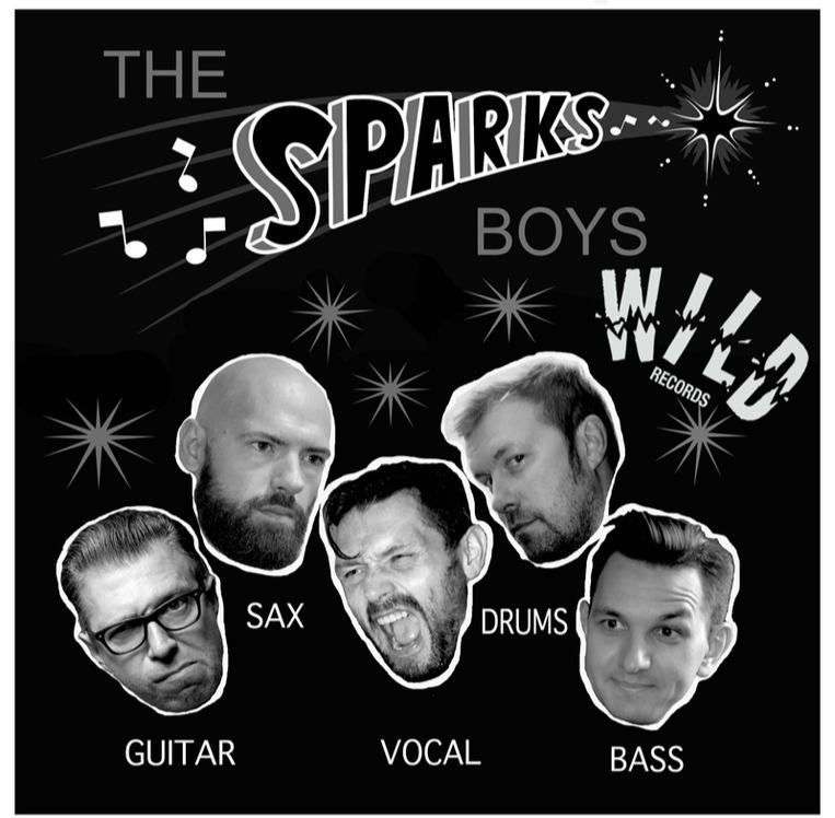 22.02 The Sparks Boys в клубе Дума!