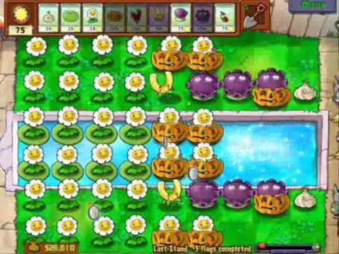 Plants vs. Zombies Easy Money Farm (9 Seeds, 32 Marigolds)
