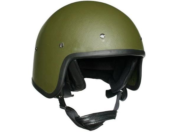 Замена подвеса реплики шлема ЗШ-1.