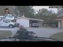 Police USA Белый 57 лет электрик убил двух трусливых полиция