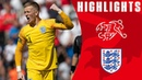 Switzerland 0-0 England (5-6 AET) | Three Lions Win Tense Penalty Shootout! | Official Highlights