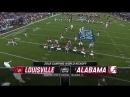 NCAAF 2018 / Week 01 / Louisville Cardinals - (1) Alabama Crimson Tide / 2H / EN