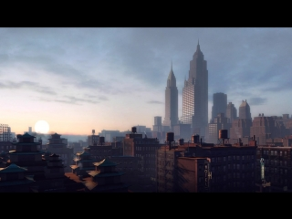 Mafia 2 City Atmosphere